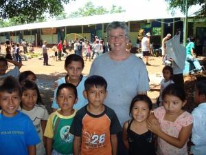 2010- Louise et enfants